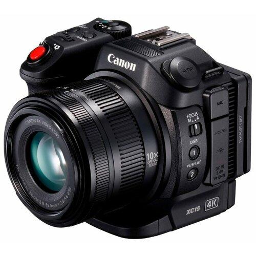 Фото - Видеокамера Canon XC15 видеокамера canon xf705