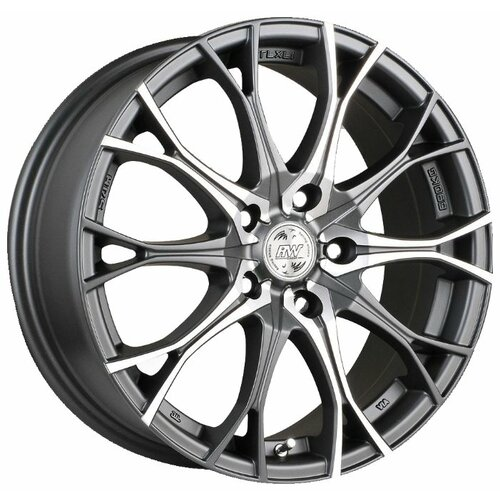 Фото - Колесный диск Racing Wheels H-530 колесный диск racing wheels h 417