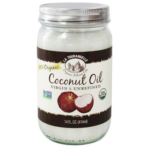 La Tourangelle Масло кокосовое la tourangelle sesame virgin oil масло кунжутное нерафинированное 250 мл