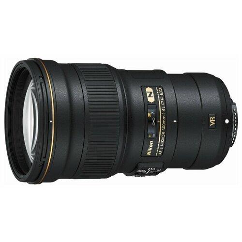 Фото - Объектив Nikon 300mm f 4E PF ED объектив
