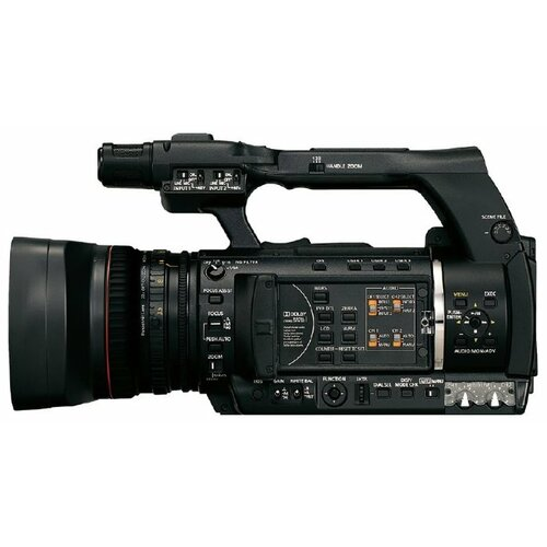 Фото - Видеокамера Panasonic AG-AC120 аккумулятор acmepower ap vbd 58 для panasonic ag 3da1 ag ac8 ag dvc30 ag hpx171 ag hpx250 ag hpx255
