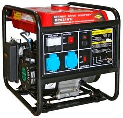 Бензиновый генератор DDE DPG2101i (2400 Вт)