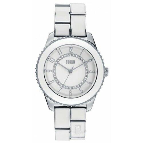 Наручные часы STORM Zarina white лонгслив zarina zarina mp002xw0r78d