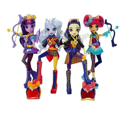 Кукла My Little Pony Equestria кукла my little pony equestria girls радуга дэш
