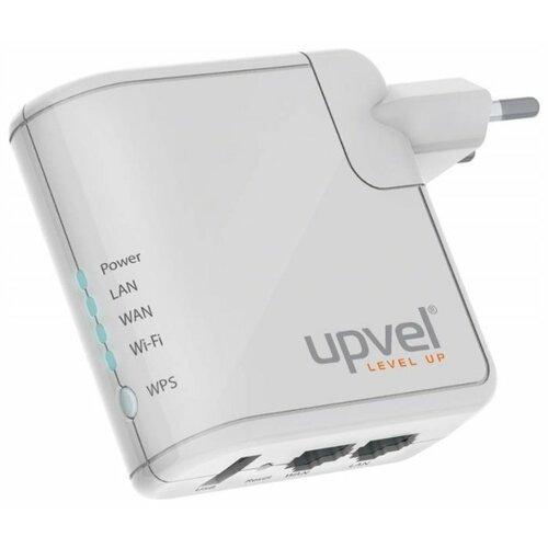 Wi-Fi роутер UPVEL UR-312N4G wi fi роутер upvel ur 325bn
