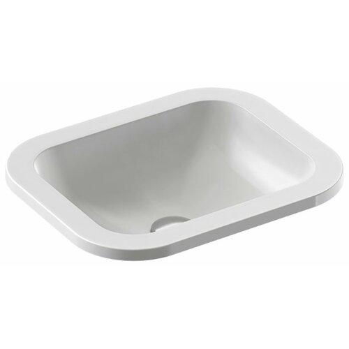 Раковина 44.2 см Jacob Delafon акриловая ванна 170х70 см jacob delafon struktura e6d020ru 00