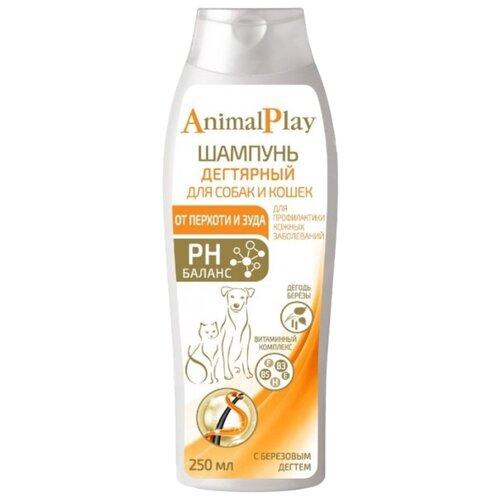 Шампунь Animal Play дегтярный animal ботинки animal heathe f74 uk 10