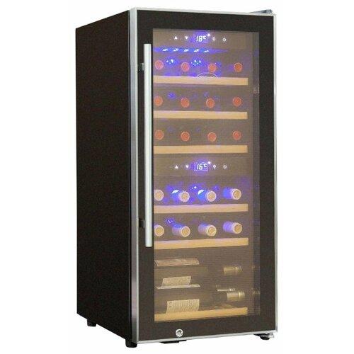 Винный шкаф Cold Vine C35-KBF2 холодильник cold vine sc 49
