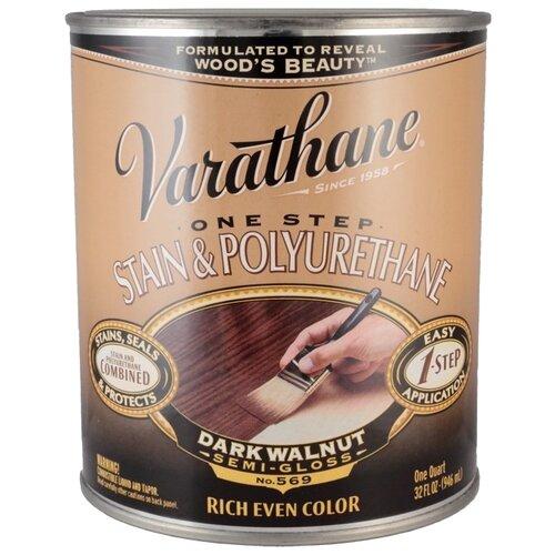 Лак Varathane One Step Stain & карандаш восковый varathane цвета махагон 16 гр
