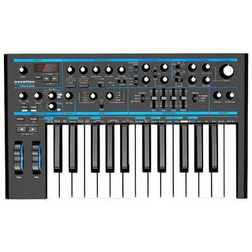 Синтезатор Novation Bass novation circuit