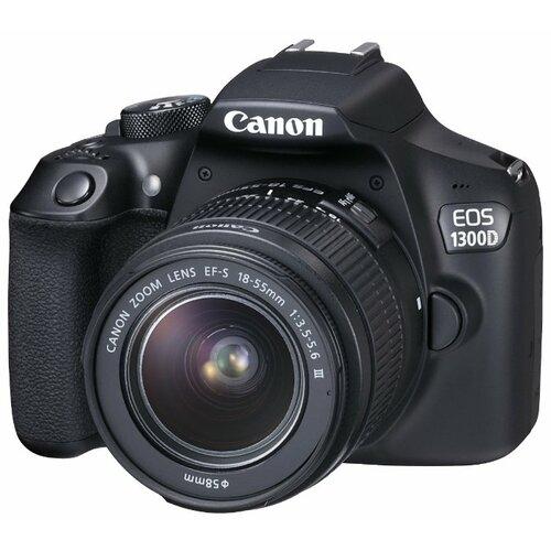 Фото - Фотоаппарат Canon EOS 1300D Kit фотоаппарат