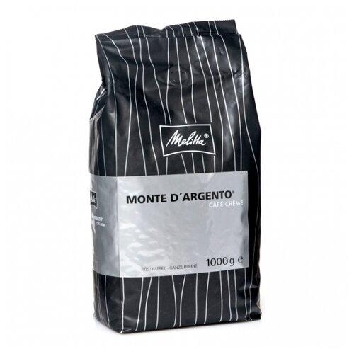 Кофе в зернах Melitta Monte