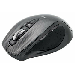 Мышь Trust Wireless Laser Mouse - Carbon edition MI-7770C Black USB