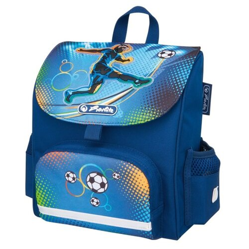 Herlitz Ранец Mini Softbag Soccer herlitz рюкзак bliss soccer
