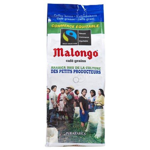 Кофе в зернах Malongo Перу