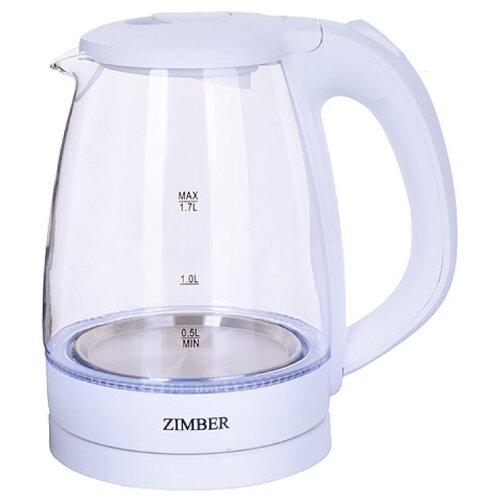 Чайник Zimber ZM-11223 11224 чайник электрический zimber zm 11216