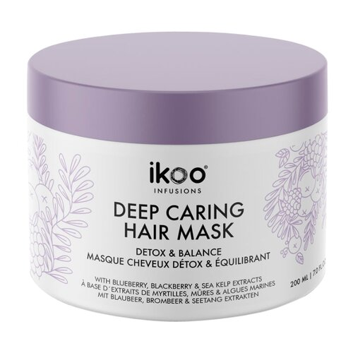 Ikoo Deep Caring Hair Mask engrained engrained deep rooted