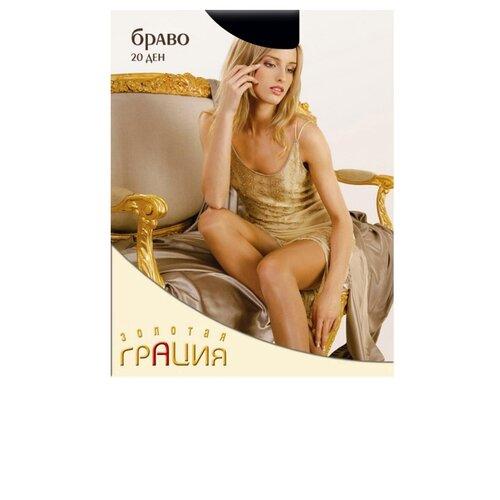 Колготки Золотая Грация Браво колготки женские золотая грация шансон 20 цвет загар размер 4 46