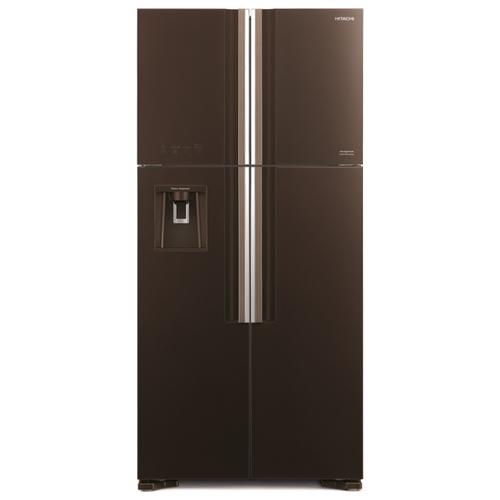Холодильник Hitachi R-W662PU7XGBW холодильник hitachi r m702gpu2xmir