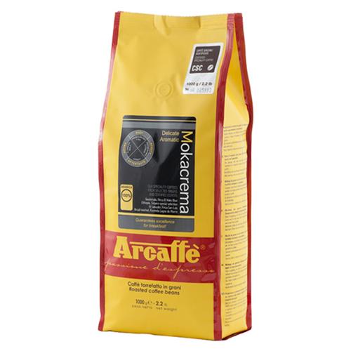 Кофе в зернах Arcaffe Mokacrema