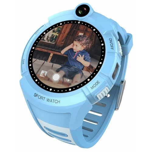 Часы Smart Baby Watch Q610 smart baby watch q60 детские часы с gps розовые