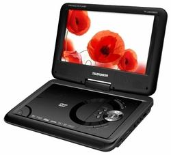 DVD-плеер TELEFUNKEN TF-LCDVD909T