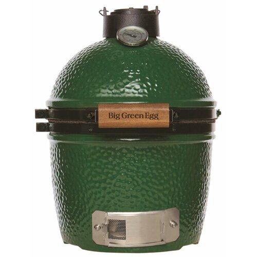 Фото - Угольный гриль Big Green Egg big green egg подъемный механизм в сборке для гриля м sabm big green egg