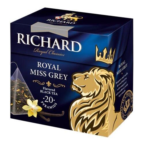 Чай черный Richard Royal miss чай черный richard royal ceylon