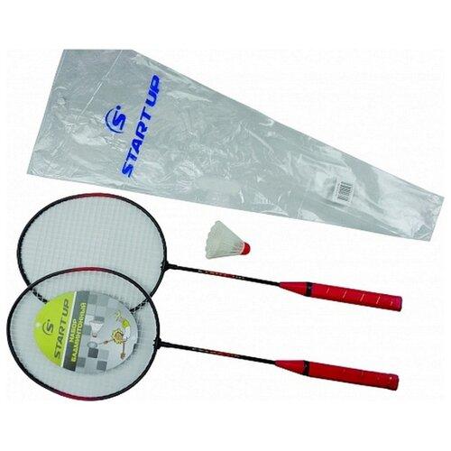 Набор ракеток для бадминтона набор для бадминтона start up r 206