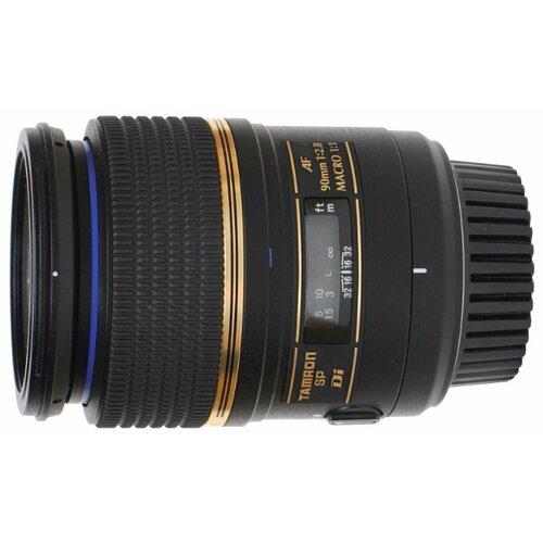 Фото - Объектив Tamron SP AF 90mm f объектив tamron sp 90mm f 2 8 di macro 1 1 vc usd f017 nikon f