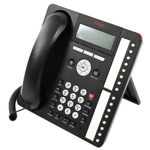 VoIP-телефон Avaya 1616 телефон