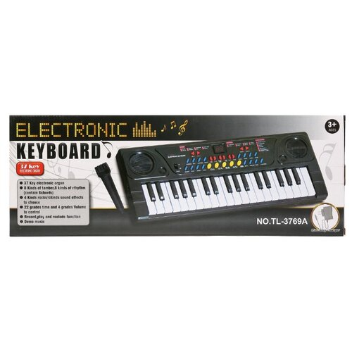 Синтезатор Shantou Gepai TL-3769A синтезатор shantou b1549997