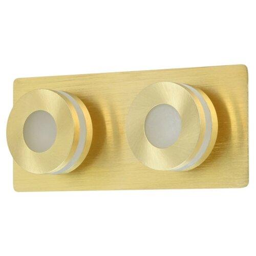 Настенный светильник De Markt основа для настольной лампы de markt сити 4 634031401
