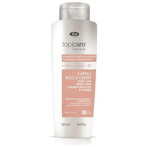 Lisap шампунь Top Care Repair lisap шампунь для седых мелированных волос top care repair silver care shampoo 250 мл