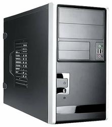 Компьютерный корпус IN WIN EMR013 450W Black/silver