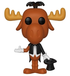 Фигурка Funko POP! Rocky & Bullwinkle: Magician Bullwinkle 33460