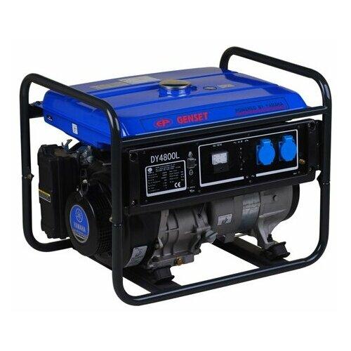 Бензиновый генератор EP Genset smartgen hgm6120k genset controller