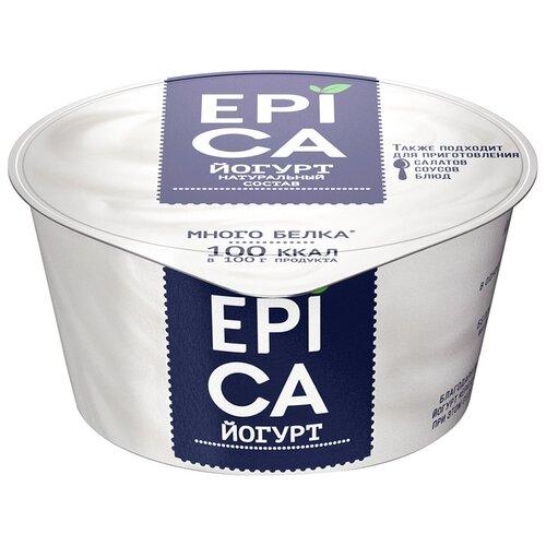 Йогурт EPICA натуральный 6% 130 г
