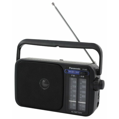 Фото - Радиоприемник Panasonic карманный радиоприемник panasonic rf p50deg