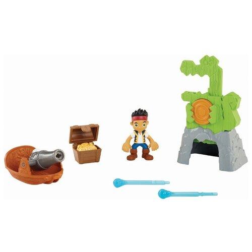 Фигурка Fisher-Price Джейк и инерционная игрушка для ванны fisher price джейк и пираты нетландии х1219 b0662