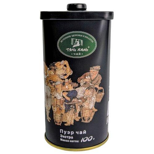Чай пуэр Тянь Жень