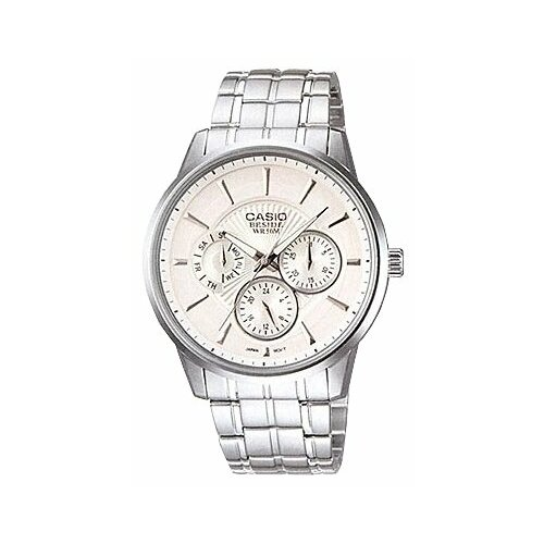 Наручные часы CASIO BEM-302D-7A casio casio bem 100sg 7a
