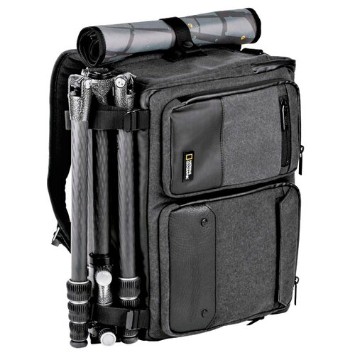 Фото - Рюкзак для фотокамеры National чехол книжка nillkin sparkle для xiaomi redmi note 5a prime black