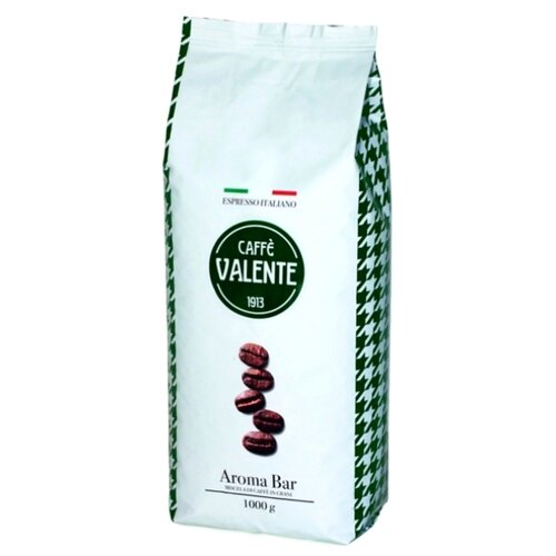 Кофе в зернах Valente Aroma Bar casavivante ваза valente