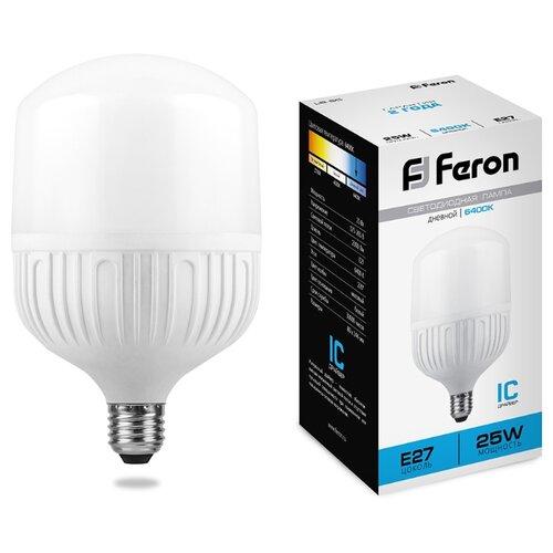 Фото - Лампа светодиодная Feron LB-65 лампа светодиодная feron lb 65 25827 e27 e40 100w 6400k цилиндр матовая