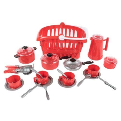 Набор посуды Orion Toys Iriska