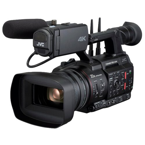 Фото - Видеокамера JVC GY-HC550E утюг braun si 3054 gy