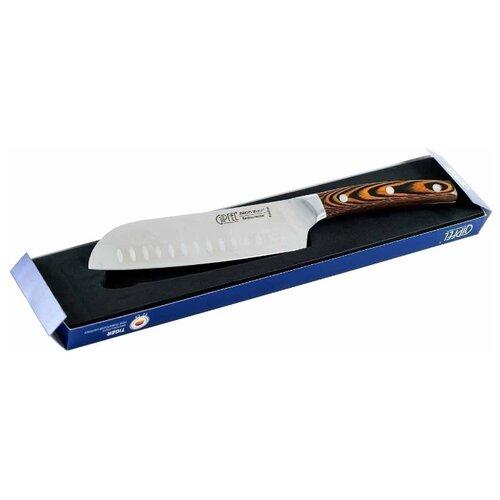 Фото - GIPFEL Нож сантоку Tiger 17 см нож для пиццы gipfel 17 см