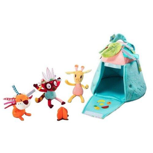 Фото - Набор мягких игрушек полесье набор игрушек для песочницы 468 цвет в ассортименте