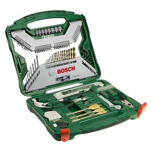 Набор инструментов BOSCH X-Line набор отверток bosch x line 46 2 607 019 504